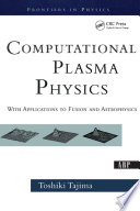Computational Plasma Physics Book