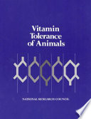 Vitamin Tolerance of Animals