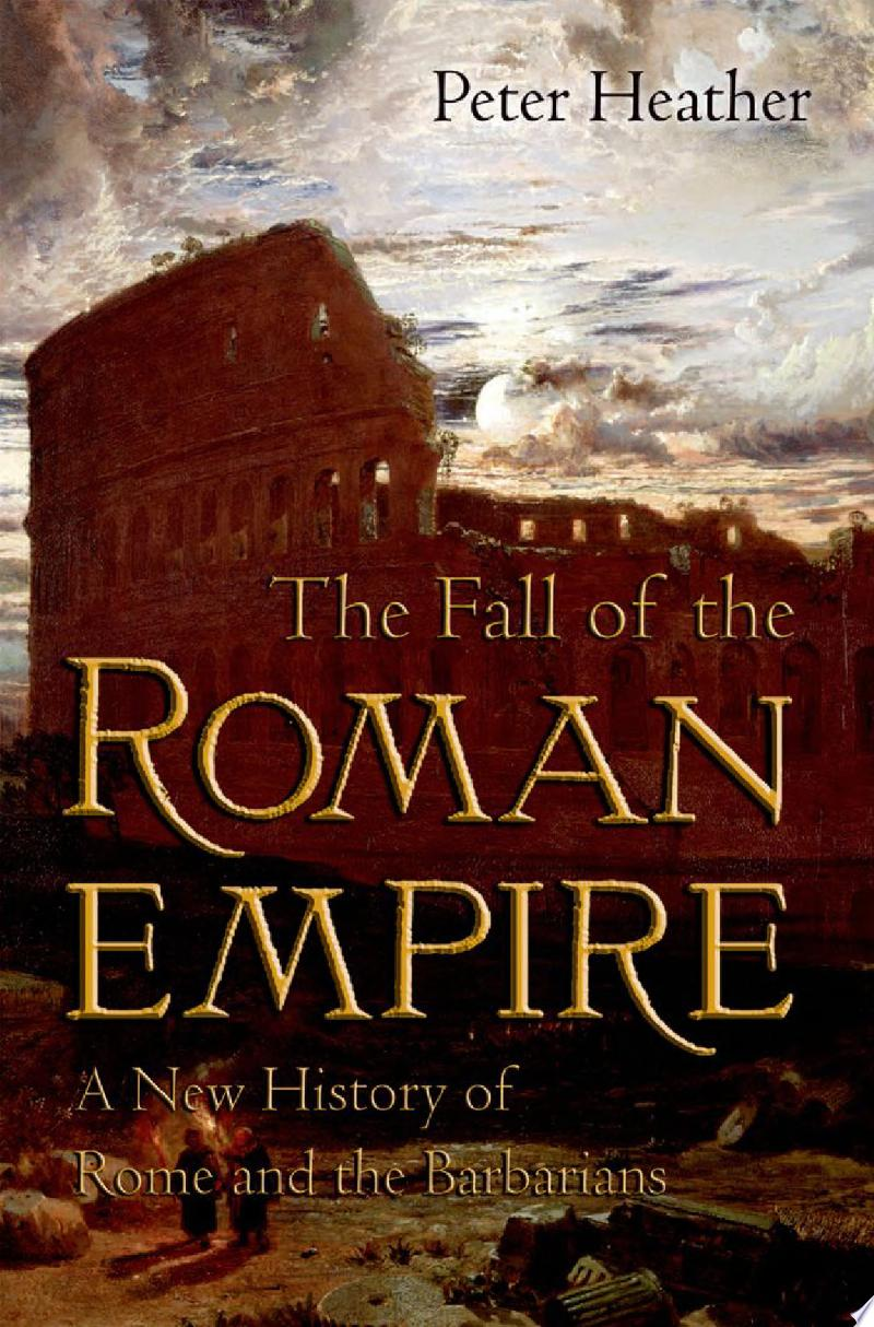 The Fall of the Roman Empire banner backdrop