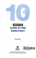 10 minute guide to the Internet