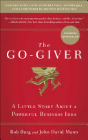 The Go-Giver, Expanded Edition Pdf/ePub eBook