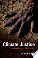 Climate Justice Book