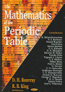 The Mathematics of the Periodic Table