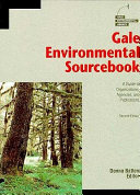 Gale Environmental Sourcebook Book PDF