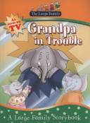 Large Family Grandpa in Trouble Book