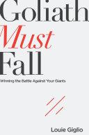 Pdf Goliath Must Fall