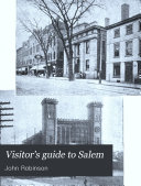 Visitor s Guide to Salem