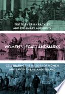 Women s Legal Landmarks