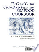 The Grand Central Oyster Bar and Restaurant Seafood Cookbook