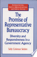 The Promise Of Representative Bureaucracy