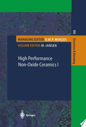 [pdf - epub] High Performance Non-Oxide Ceramics I - Read eBooks Online
