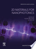 2D Materials for Nanophotonics