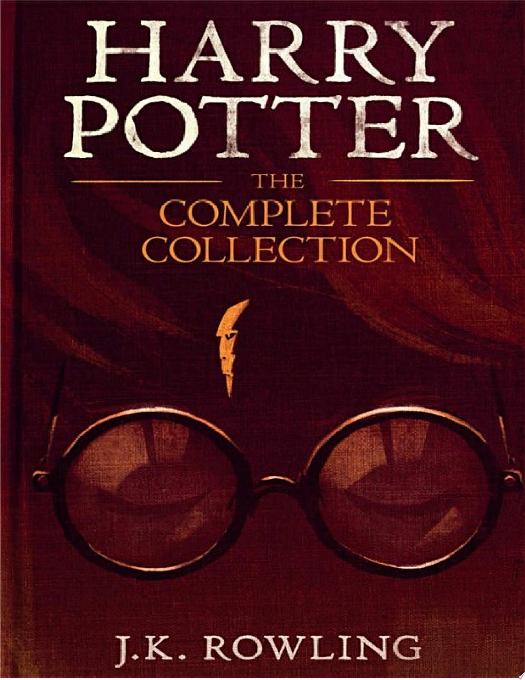 Harry Potter   The Complete Collection 1   7