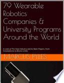 79 Wearable Robotics Companies   University Programs Around the World
