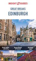 Insight Guides Great Breaks Edinburgh