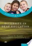 Diversity in Deaf Education