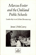 Marcus Foster and the Oakland Public Schools