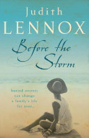 Before The Storm Book