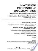 Innovations in Engineering Education