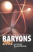 Baryons 2002