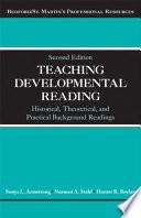 Teaching Developmental Reading