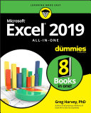 Excel 2019 All in One For Dummies