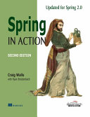 Spring In Action  Updated For Spring 2 0  2Nd Ed