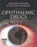 Ophthalmic Drugs Book