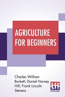Free Agriculture For Beginners Read Online