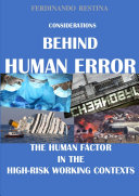 Considerations Behind Human Error