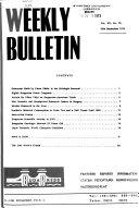 Budapress Bulletin Book