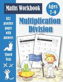Multiplication and Division Workbook   KS2 Maths Timed Tests