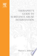 Therapists' Guide to Substance Abuse Intervention