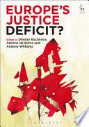 Europe   s Justice Deficit