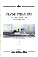 Clyde Steamers and Loch Lomond Fleets in and After 1936