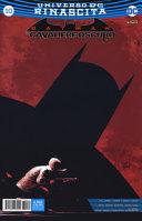 Rinascita. Batman. Il cavaliere oscuro