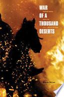 War Of A Thousand Deserts Book PDF