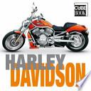 Harley Davidson Cube Book