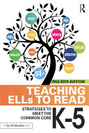 Teaching ELLs to Read