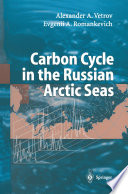 Carbon Cycle In The Russian Arctic Seas Book PDF