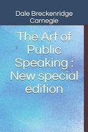 The Art Of Public Speaking Book PDF