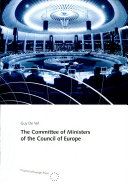 The Committee of Ministers of the Council of Europe