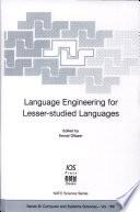 Language Engineering for Lesser-studied Languages