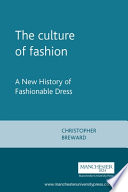 The Culture of Fashion Book