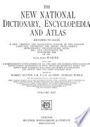 The New National Dictionary, Encyclopædia and Atlas Revised to Date ...