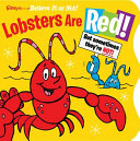 Ripley s Believe It or Not  Lobsters Are Red