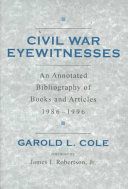Civil War Eyewitnesses