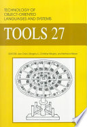 TOOLS 27 : Technology of Object-oriented Languages and Systems :