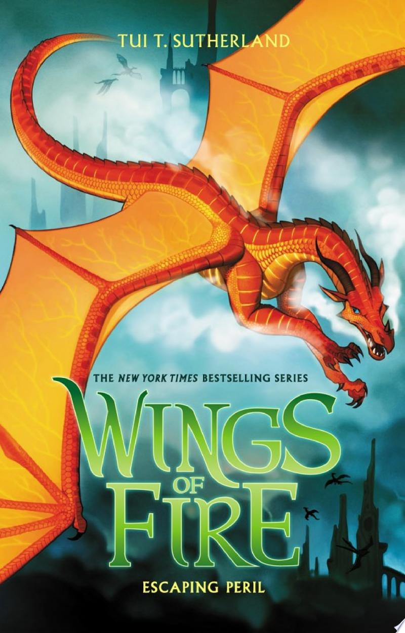 Escaping Peril (Wings of Fire, Book 8) image