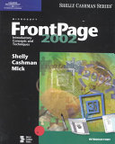 Microsoft FrontPage 2002